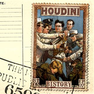 Bistory S02E07 Harry Houdini