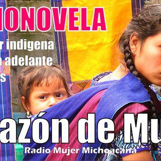"Radionovela ""CORAZON DE MUJER"". Capitulo 1, ""Rosa conoce a Pablo"""