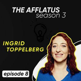 Episode 8 - Ingrid Toppelberg