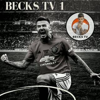 Becks TV 1 - Manchester United Treble Season 98 99