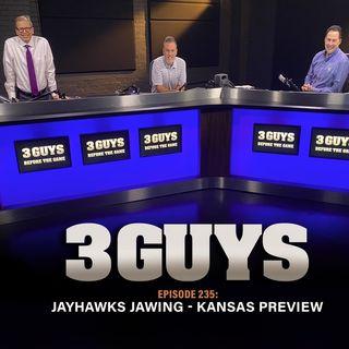 Kansas Preview with Tony Caridi, Brad Howe and Hoppy Kercheval