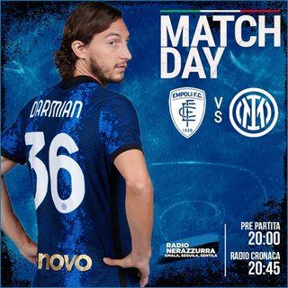 Live Match - Empoli - Inter 0-2 -  27/10/2021