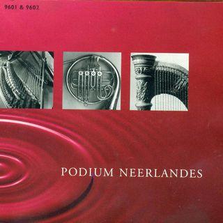 Podium Neerlandes - Karol Szymanowski