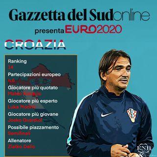 """Euro 2020 Girone D, """"Gazzetta presenta"""": Croazia, tra le grandi ad honorem, ma..."""