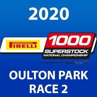 Pirelli National Superstock 1000 - Oulton Park 2020 Race 2