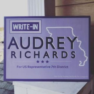 Podcast Spotlight on Congressional Candidate Audrey Richards