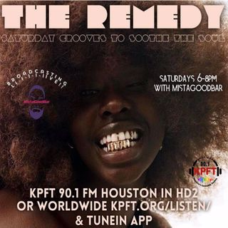 The Remedy Ep 204 May 8th, 2021