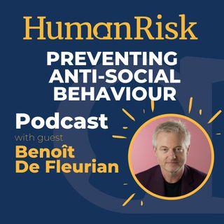 Benoît de Fleurian on preventing anti-social behaviour