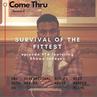 Survival of the Fittest #76 featuring Shawn Johnson
