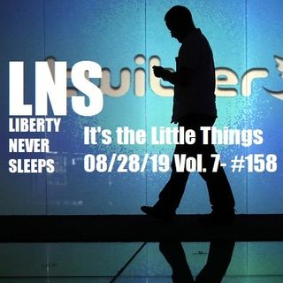 It's the Little Things 08/28/19 Vol. 7- #158