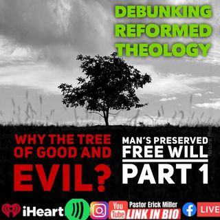 Ep 238 Why the Tree of Good and Evil in the Garden? Part 1