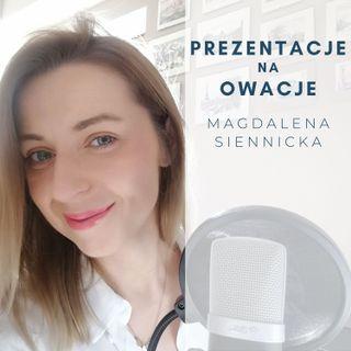 #8: Marka osobista prezentera- Angelika Chimkowska