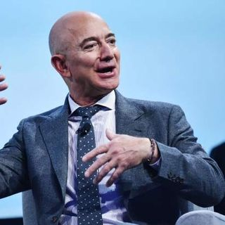 Jeff Bezos Cashes in on COVID-19