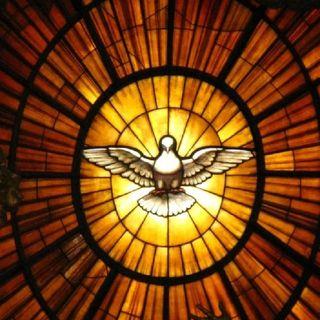 A ação do Espírito Santo.