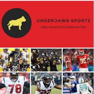UnderDawg Sportz NFC draft grades 3 team look after the draft