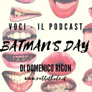 4 - Batmans' day
