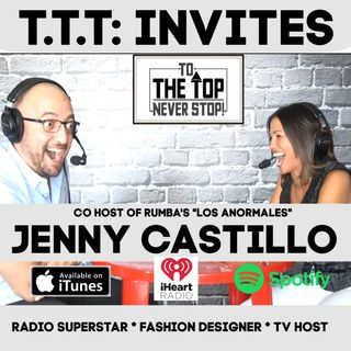 Jenny Admits To Her Bad Addiction. - To The Top Invites: Jenny Castillo