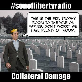 #sonoflibertyradio - Collateral Damage