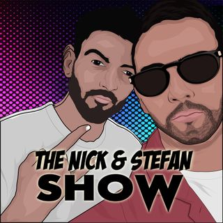 Episode 58 'Nick's Uncle almost burns his face off & Stefan gets sunburnt reading a book'