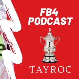 Man Utd 3 Liverpool 2   FA CUP   FB4 Podcast