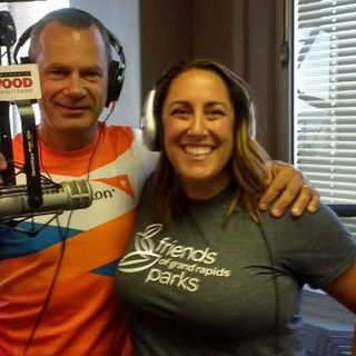 Flowerland Podcast 10-14-17 Ellen Bacca and Friends of GR Parks