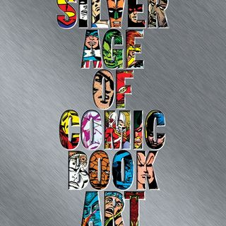 The Silver Age of Comic Book Art? WOW!
