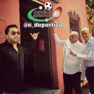 Rudo, Pepe y Alex en este su programa mal llamado Espacio Deportivo de la Tarde 05 de Octubre 2021