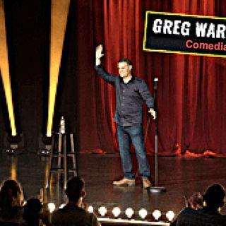 Countyfairgrounds presents Comedian Greg Warren