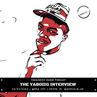 The YaBoiiG Interview.
