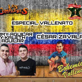 Los Compadres especial Cuarto Aniversario ( Jimmy Aguilar Y César Zavala ) Vol. 2
