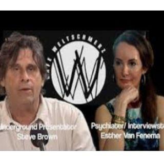 Interview Esther Fenema met Steve Brown: Welke Misdaad Gangsters richten de meeste schade aan.