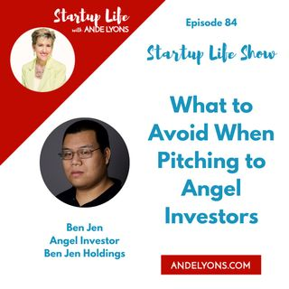 What to Avoid When Pitching to Angel Investors