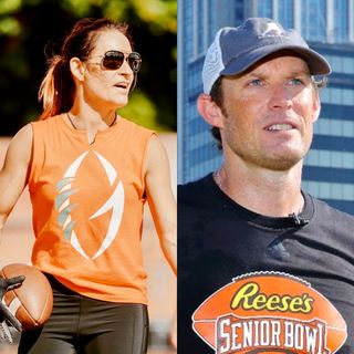 Episode 42: Covid, College Football & Critter Fitter with Jen Welter & Jim Nagy