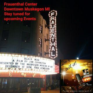 Black Man: Film Premier At The Muskegon Museum Of Art Downtown Muskegon MI