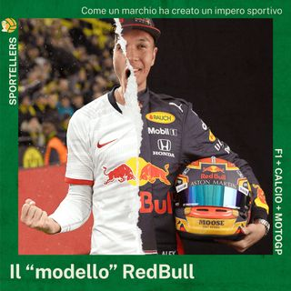 """Il """"Modello"""" RedBull: come un marchio ha creato un impero sportivo"""