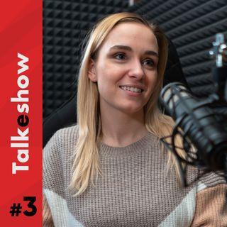 Moderátorka Bára Dvorská: Jako holka jsem pod drobnohledem. Některé komentáře zamrzí, ale neodradí mě