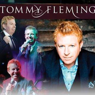 Tommy Fleming is coming back to Waterford