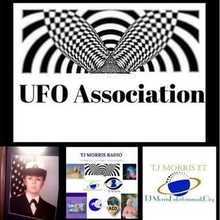 ACO UFO Club , TJ Morris, FL U.S., Tommy Hawksblood Hawaii, U.S., Tina Bird,U.K. UFO Association Org