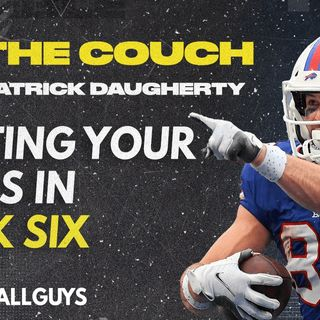 Getting Your Kicks in Week 6 - On the Couch With Patrick Daugherty - Fantasy Football 2021