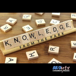 Knowledge from the Park Ep 3