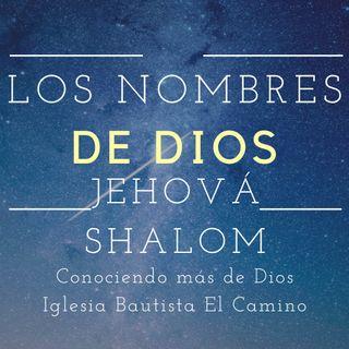 Jehová Shalom