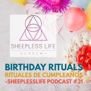 031 - Rituales de cumpleaños