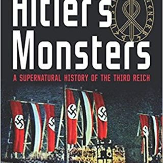 Conspirinormal Episode 183- Dr. Eric Kurlander (Hitler's Monsters)