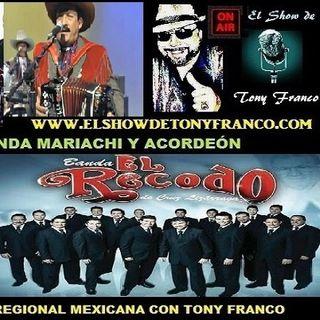 """""""""""A TODA BANDA MARIACHI Y ACORDEÓN"""" Mexican Regional Music"""