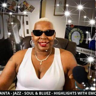 Atlanta's Jazz - Soul & Bluez on #Streetz989ATL with EmCee' Jazz'