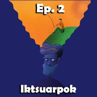 2° viaggio nelle emozioni intraducibili. Iktsuarpok