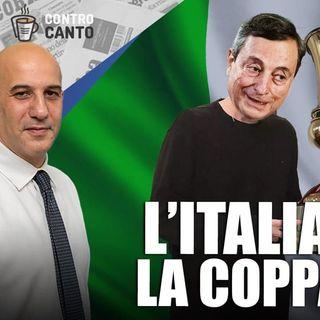 L'Italia vince la coppa covid - Il Controcanto - Rassegna stampa del 13 Luglio 2021
