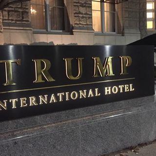 Election Night America: LIVE at TRUMP Hotel: Stu, Victoria, Scot