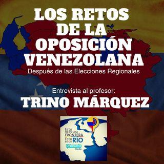 Los retos de la oposición venezolana