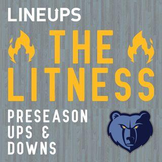 Preseason Ups & Downs